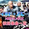 映画『ワイルド・スピード MEGA MAX』映画の中で使われている曲まとめ!